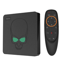 Beelink GT King Amlogic S922 4K Android 9 Pie Smart TV Box w/ G10 Air-Mouse 4/64