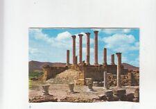 BF27956 le capitole  tuburbo majus  tunisia   front/back image