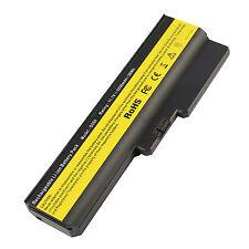 BATTERIA 6 CELLE COMPUTER PORTATILE PER LENOVO G550 G555 N500 4233-52U G430 G450 42T4585 UK