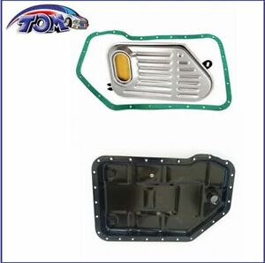 Transmission Oil Pan with Filter & Gasket for Audi A4 A6 A8 Allroad VW Passat