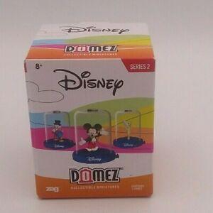 Disney Domez Minis: Series 2 - Sealed NIP New Mystery Box
