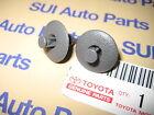 Toyota Pickup Truck 4Runner Interior Door Panel Insert Clips  1989-1995  Gray