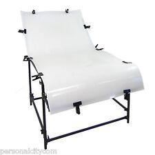 Aufnahmetisch Fototisch Hohlkehle DynaSun pro WOS5007 Aufnahme-platte 100x200