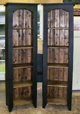 Primitive Handcrafted Chimney Cupboard