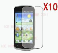 10X Clear Ultra Thin Screen Protector For Huawei Ascend G300