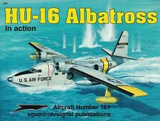 HU-16 Albatross In Action #161 Squadron/Signal *SHIPS FREE*