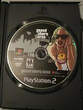 Grand Theft Auto GTA San Andreas Playstation 2 FAST SHIPPING DISC ONLY