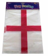 England Flag Bunting Banner 10M  - world cup party