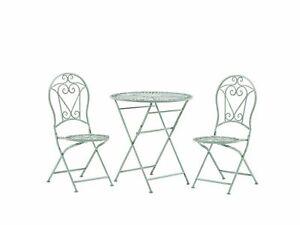 Tisch & Stuhl Sets aus Metall mit bis 2 günstig kaufen | eBay