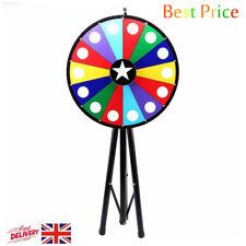 Led Prize Wheel Metal Tripod 24'' Height Adjustable