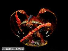 ERRTU BALOR LEGEND OF DRIZZT Demon Miniature Painted as Pictured HUGE D&D Mini