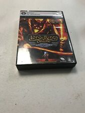 Games For Windows PC - Lord Of The Rings Online Mines Of Moria (2007)!!
