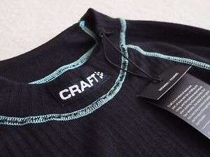 Craft Active Crew Neck Long Sleeve Base Layer - Women's Small - New With Tags