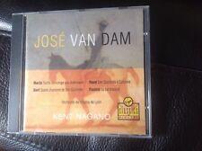 Jose Van Dam sings Ibert, Ravel, Poulenc, Frank Martin - Kent Nagano Lyon Opera