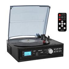 MEDION Md43713 Plattenspieler Schallplatten Kassetten Digitalisierer Audio USB