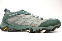 128430a220af12 Merrell Womens Moab FST Mid Waterproof Hiking Athletic Active Shoes Size 9