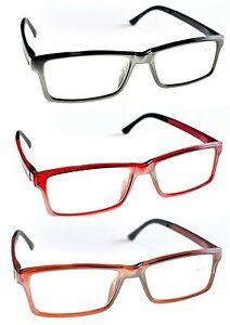 Fashion Unisex Stylish Retro Colourful Reading Glasses +1.0+1.5+2.0+2,5 TN43