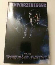 """NECA Terminator T-800 Ultimate 7"""" Action Figure Police Station Assault - used"""