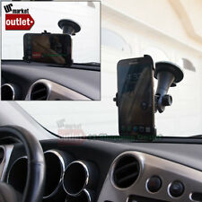 Car Windshield Mobile Phone Long Mount Holder Fit Samsung Galaxy Note 2 N7100