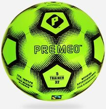 PREMEO TPUTrainer Soccer ball Fitted with Yarn Winded Synthetic Rubber Bladder