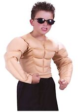 Child Muscle Chest Shirt