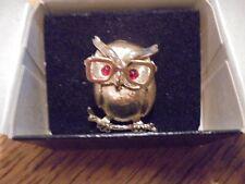 PROFESSOR OWL  PIN  SARA COV.   WEAR RESELL