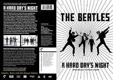 A Hard Day's Night ~ New DVD Criterion ~ The Beatles (1964)