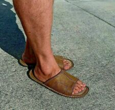 MARGARITAVILLE Jimmy Buffet Mules Mens Sz 13 Slides Sandals Worn Once ❤️tw4j8