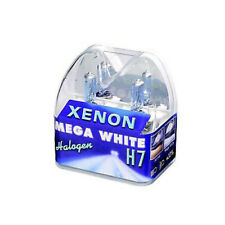 XENON LIGHT H7 55W SUPER WHITE GLÜHLAMPEN GLÜHBIRNE MEGA WHITE 2er SET