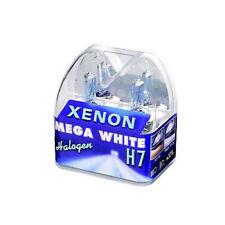 XENON LIGHT H7 55W SUPER WHITE GLÜHLAMPEN GLÜHBIRNE MEGA WHITE 2er SET