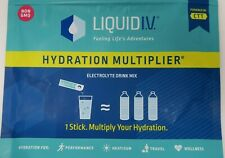 Liquid I.V. Hydration Multiplier Drink Mix PASSION FRUIT STICKS 3/6/9/12/15/18