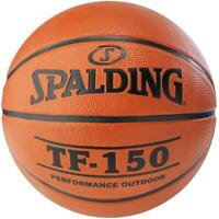 TF-150 Rubber Outdoor Basketball Size 5 From Spalding