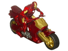 Marvel Iron Man & Armor Cycle Action Figure & Iron Racer New Sealed