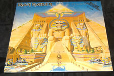 Iron Maiden Powerslave Sealed Vinyl Record Lp Album USA 1984 Orig Promo