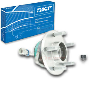 SKF Front Wheel Bearing Hub Assembly for 1997-2008 Pontiac Grand Prix pz