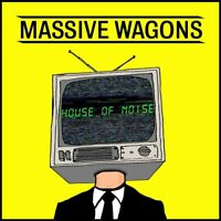 Massive Wagons - House Of Noise [CD]