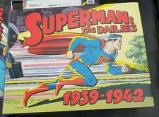 Superman: The Dailies 1939-1942 Amazing Condition Free Shipping Vintage