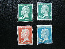 FRANCE - timbre yvert et tellier n° 172 174 175 181 n* (A25) stamp french