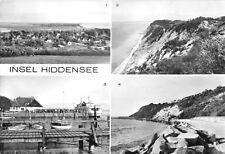 AK, Insel Hiddensee, vier Abb., 1986
