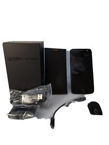 Motorola Moto Z Droid XT1650 32GB Unlocked Verizon Black Lunar Grey Smartphone