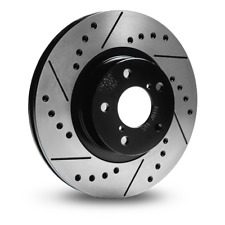 Tarox Sport Japan Front Solid Brake Discs for Ford Escort Mk2 RS 2000
