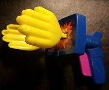 NICKELODEON  HAND  CLAPPER / APPLAUSE PAWS  TOY  -  DOUBLE DARE  -  WORKS   1992