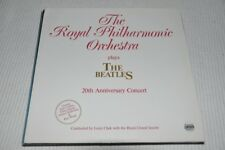 Royal Philharmonic Orchestra plays Beatles - 20th Anni. Concert - Album Vinyl LP