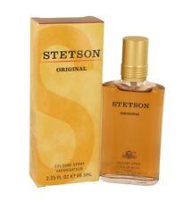 Stetson Original Classic Coty Men 2.25 oz 66.5 ml Cologne Spray New in Box