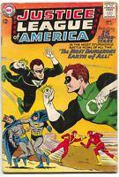 Justice League Of America 30 DC 1964 FR JSA Crisis Superman Batman Flash