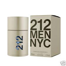 Carolina Herrera 212 Men Eau De Toilette 50 ml (man)