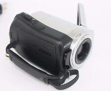 Sony DCR-SR45 30 GB Camcorder -  Black/Silver