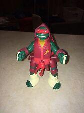 """TMNT Teenage Mutant Ninja Turtles 6"""" Throw 'n Battle Raphael 2013 Viacom (1)!"""