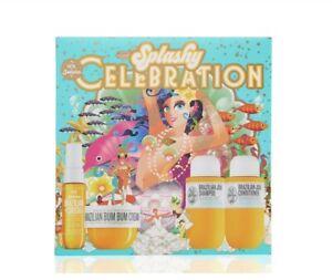 Sol de Janeiro Splashy Celebration Set Bum Bum, Brazilian Crush Spray, Shampoo