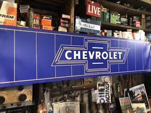 Chevrolet PVC Banner New
